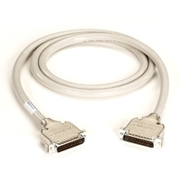 Serial Cable DB25 Shield