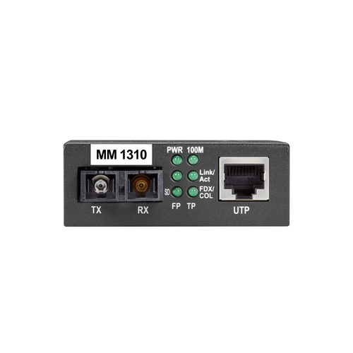 Black Box LHC201A Transceiver//Media Converter