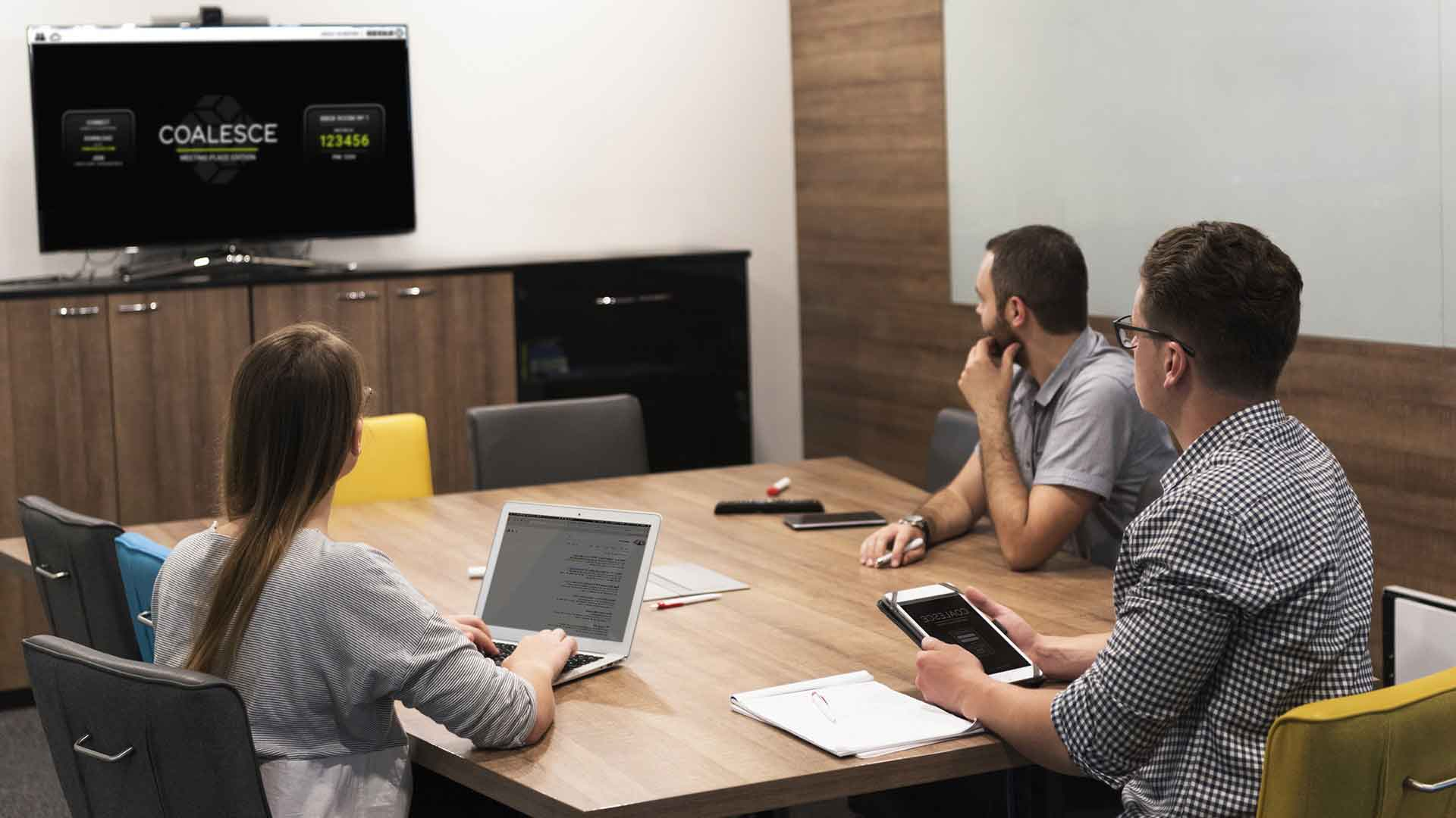 COALESCE™ MPE - Wireless Presentation & Collaboration System