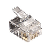 RJ-11 6-Wire connector image