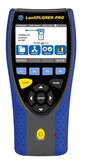 LanXplorer tester for wireless networks and multiservice networks